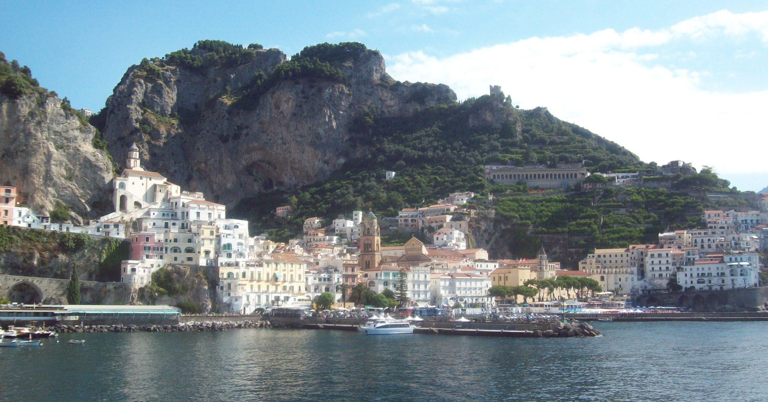 Amalfi and the Coast: land, sea, literature