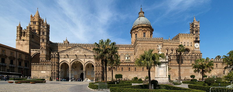 Oscar Wilde and his last kisses in Palermo Cathedral