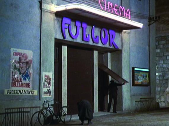 "Fellini and Rimini: the maestro is once again sitting in the ""Fulgor"" cinema chair"